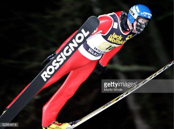 Wintersport / Ski Nordisch / Skispringen Weltcup 04/05 Willingen Tami KIURU / FIN 080105