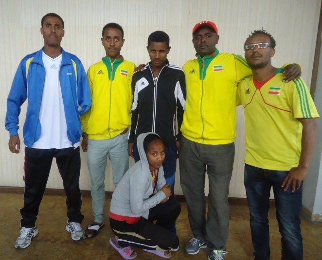 Ethiopia's Paralympic Team