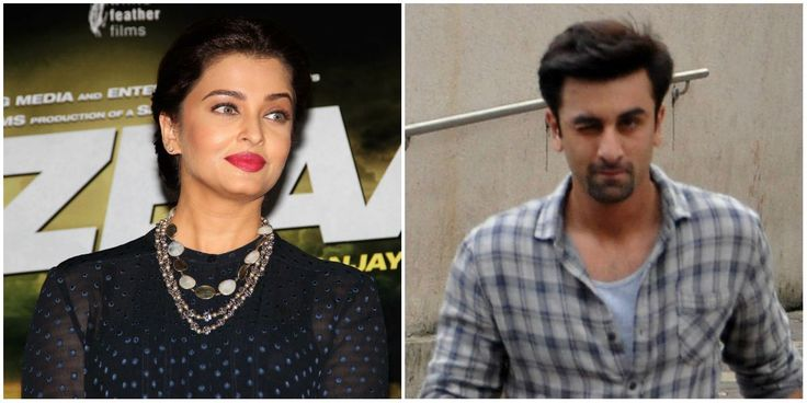 "Ranbir Kapoor and Aishwarya Rai apparently play a couple in Karan Johar's ""Ae…"