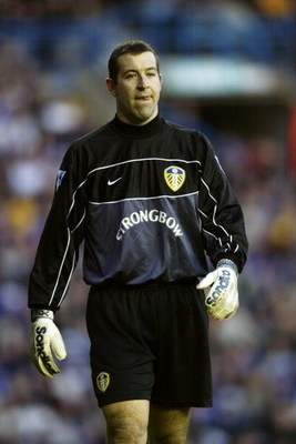 Nigel Martyn, arguably the greatest goal keeper ever to play for Leeds United