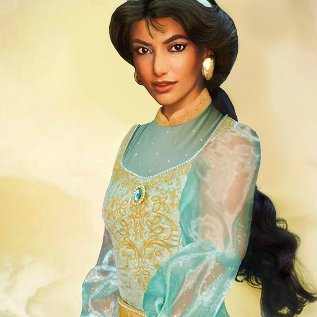 Best Disney Real Life Photos Images On Pinterest Princesses - Artist repaints disney princesses to look more realistic with amazing results