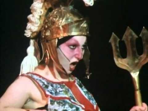 "'Amyl Nitrate' performs a risqué ""Rule Britannia"" (Derek Jarman 1977 - Jubilee)"