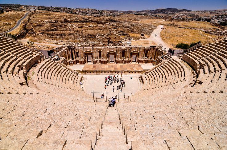 Jerash, #Jordan