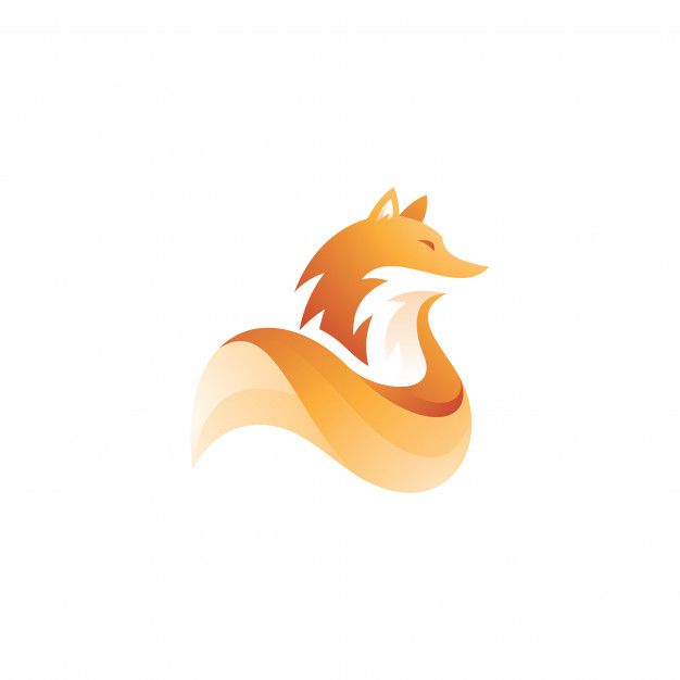 Electric Logo With Shape Fox Tail Vector Buy This Stock Vector And Explore Similar Vectors At Adobe Stock Adobe Stock
