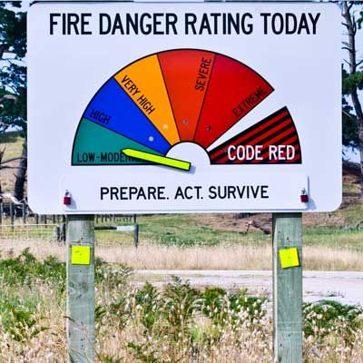 Check out these tips for preparing your home for the bushfire season, including property maintenance, fire fighting equipment, safety gear and understanding fire danger. | Handyman Magazine |