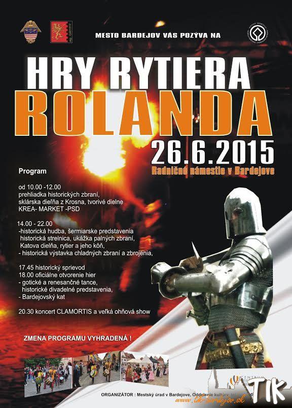 Hry rytiera_Rolanda