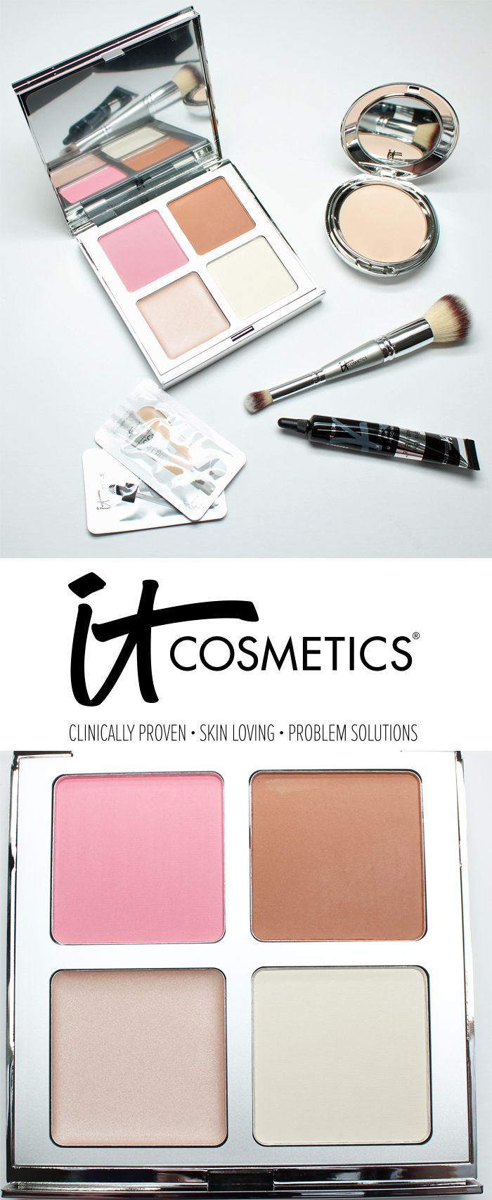 It Cosmetics It's All About You QVC Today's Special set - Phyrra.net