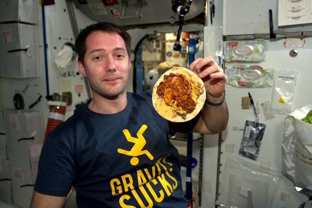 Rockets and spacecraft may get us to Mars, but food must nourish us on the journey. Now researchers are using the International Space Station to look at how much food will be needed on a spacecraft heading to the Moon, Mars or beyond. By tracking the energy used by astronauts, we can cou…