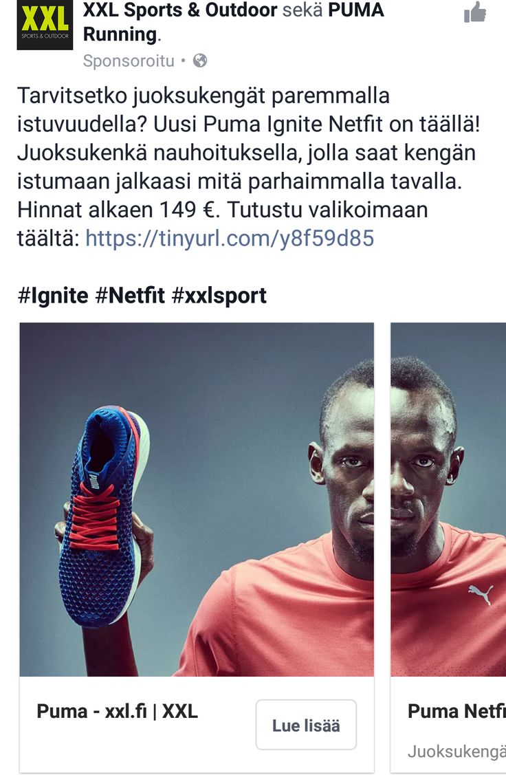 Unsuccessful Ad Photo Of Usain Bolt