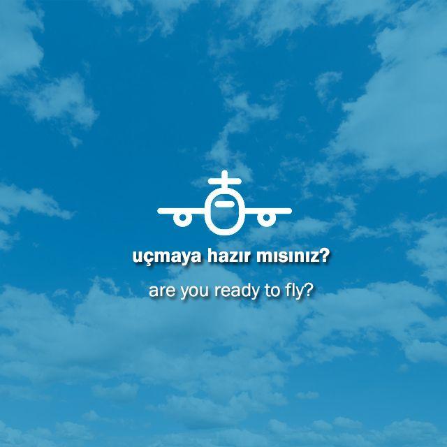 Uçmaya hazır mısınız? Geri sayım başladı... Are you ready to fly? The countdown has begun... #fly #air