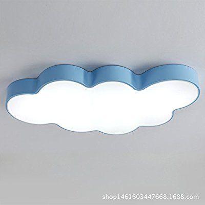 LYXG Kreative Cartoon Wolken Licht Reizendes Baby Kinderzimmer Helle Und Freundliche Zimmer Fr Jungen Mdchen