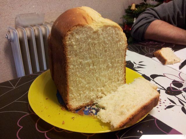 Pan de leche de Hokkaido con panificadora Espectacular!!!