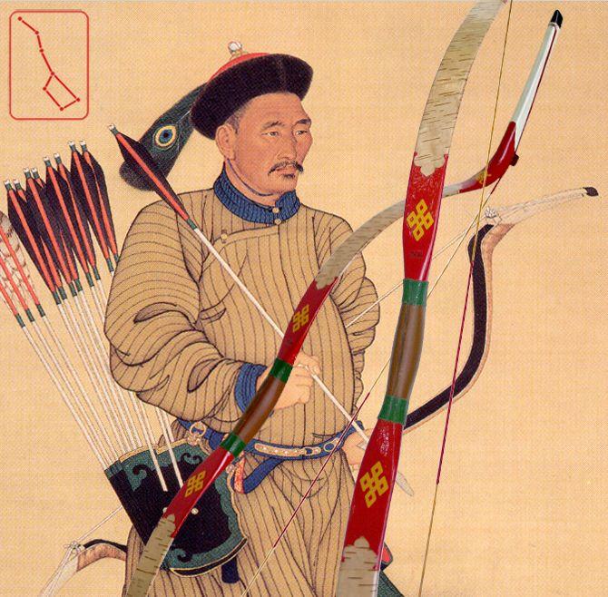 Longbow Arrows Medieval Style