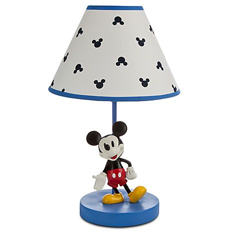 Mickey Mouse Lamp for Baby | Mickey & Friends | Home & Decor | Disney Store