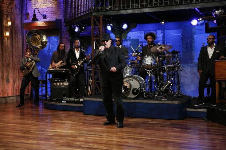 Dan Aykroyd And The Roots | GRAMMY.comRoots Jam On, The Roots