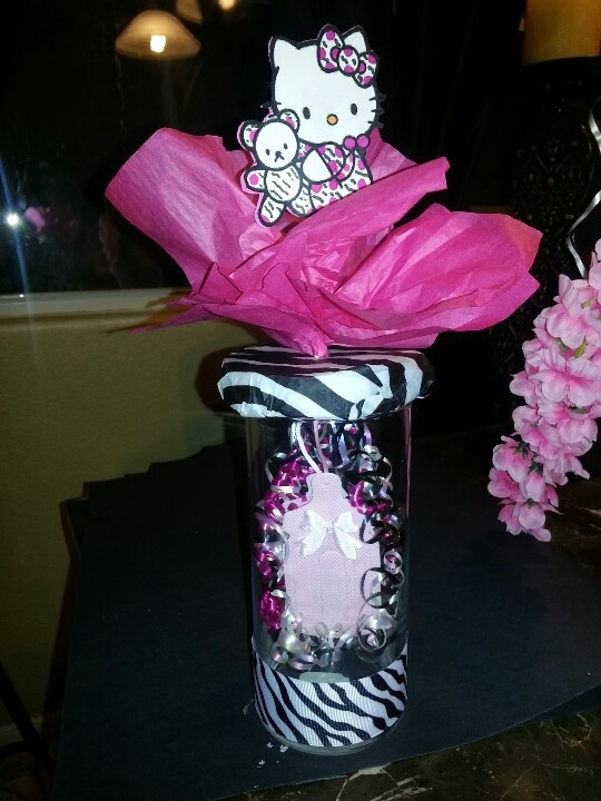 Hello Kitty Party Or Baby Shower Angies Party Creations