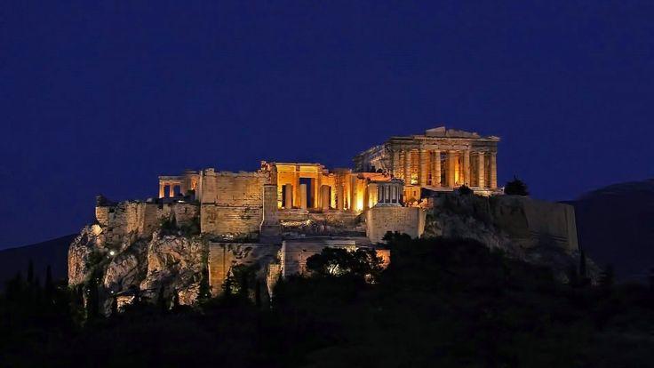 Athens Greece, greek temple