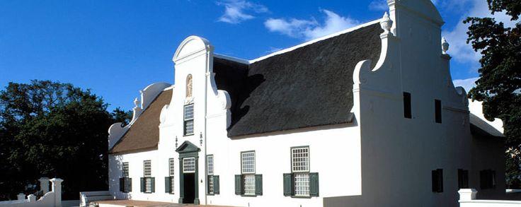 Dinner: Jonkershuis Restaurant Kapstadt, Südafrika (South Africa, cape Town, Winery, Restaurant)