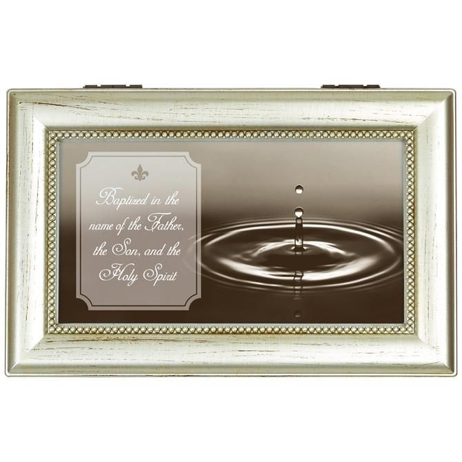 Music Box - Baptized In The Name of The Father, Son and Holy Spirit