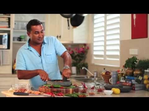 Peter's perfect sambal recipe (indonesian) - YouTube