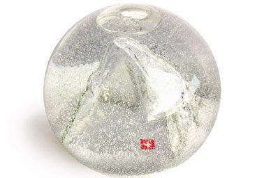 if #partyforacause needed a #snowglobe then this would be it #Heimatwerk #red cross flag
