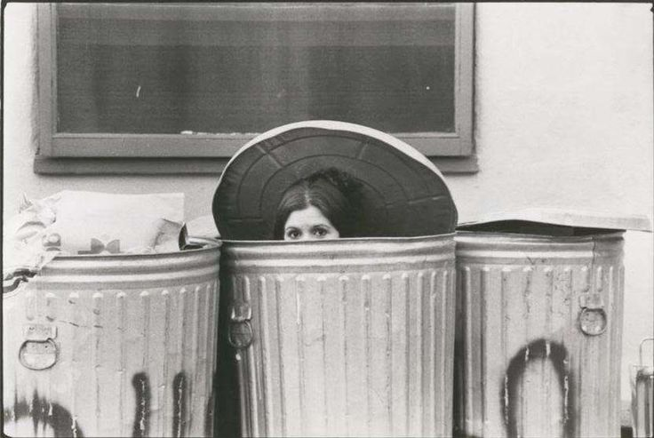 And Adorable Picture of Young Carrie Fisher As Ghetto R2