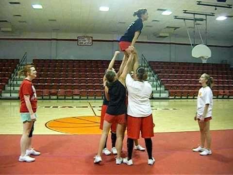 Swing Flip Stunt @Paige Grohn  @Sarah Ferrel @Sammy Davies