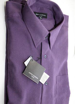À vendre sur #vintedfrance ! http://www.vinted.fr/mode-hommes/chemises/28036880-trea-belle-chemise-homme-t-m-john-caiman-jamais-porte