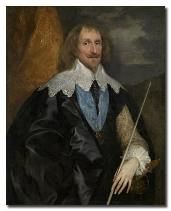 Reprodukcja Antoon van Dyck kod obrazu dyck89