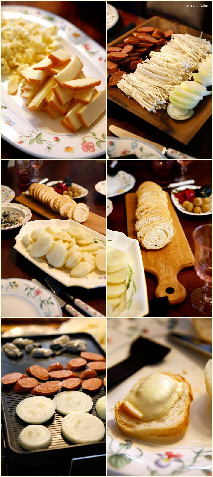 Is it raclette weather yet? {French recipe}                                                                                                                                                                                 More