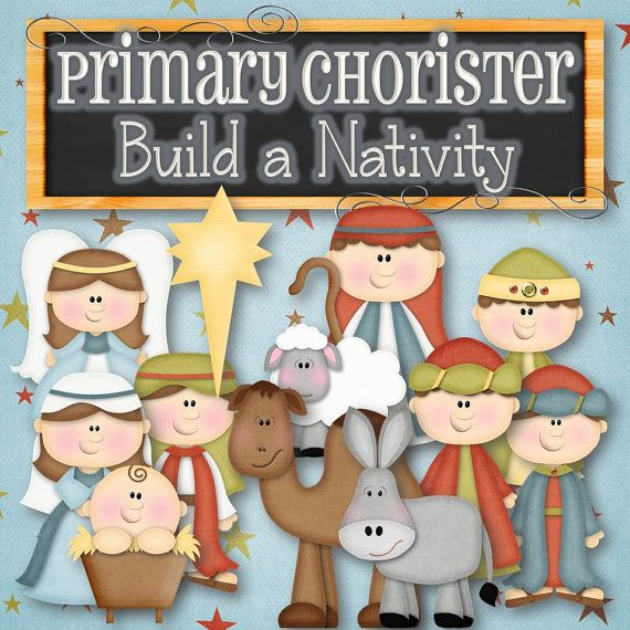 A fun Christmas game for Junior and Senior primary! Print out the Nativity items and put a Christmas song on the back of each one. Have the children take turns coming up to pick an item to put on the board and sing the correlating Christmas song on the back. Purchase includes 12 different Nativity items in .PDF format.