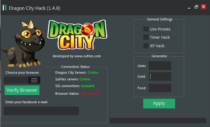 Download the only working dragon city hack >> dragon city hack --> http://sufiles.com/dragon-city-hack-cheat-gems-food-gold/