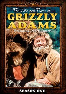 Amazon.com: The Life and Times of Grizzly Adams: Season 1: Dan Haggerty, Denver Pyle, Don Shanks, John Bishop, Jack Krutschen, Jack B. Hively, Richard Friedenberg, James L. Conway: Movies & TV