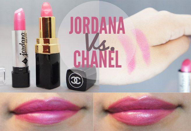 Encontramos el Duplicado de labial Chanel Égérie con labial Jordana lee más aquí