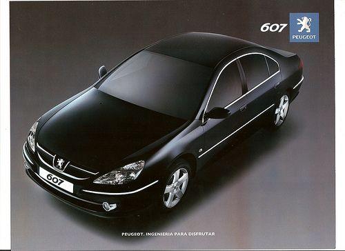 Peugeot 607 2006 1
