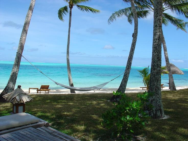 would absolutely love to see this...  @Bora Bora, Tahiti