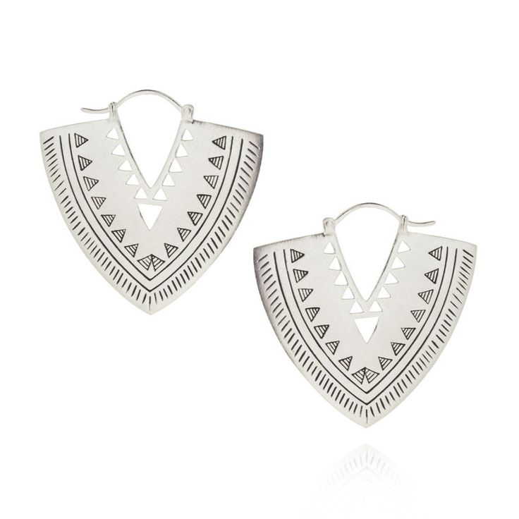 Linda Tahija earrings