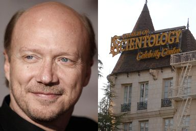 Report: Scientology spy pretending to be a Time reporter tries to interview Paul Haggis