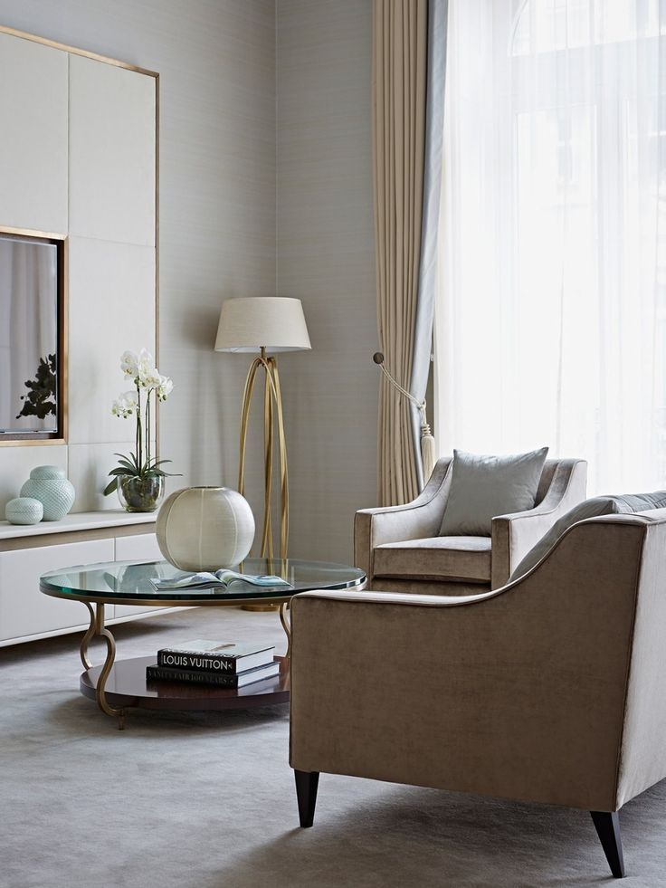 Top Interior Designers Taylor Howes – One Kensington Gardens   Decor and Style