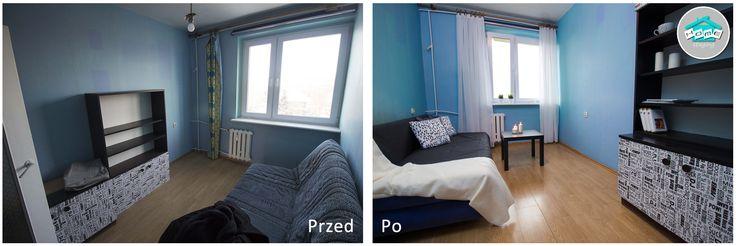 Home Staging Szczecin - metamorfoza ul.Metalowa w Szczecinie
