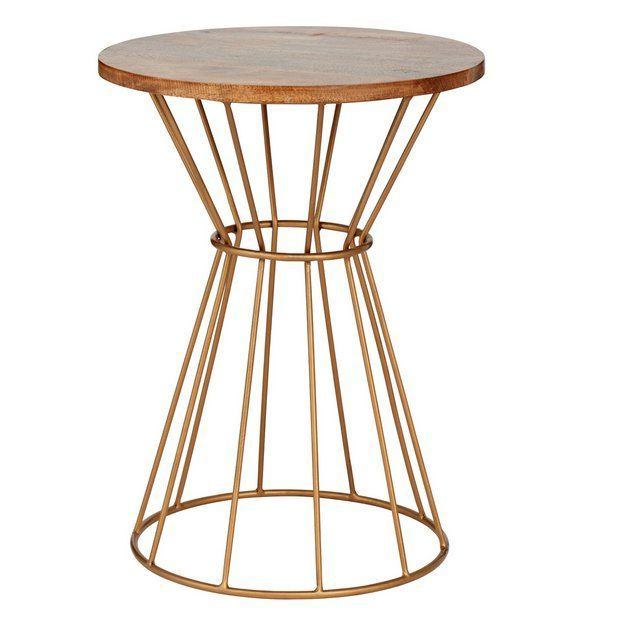 Buy Sainsbury S Home Wooden Side Table At Argos Thousands Of