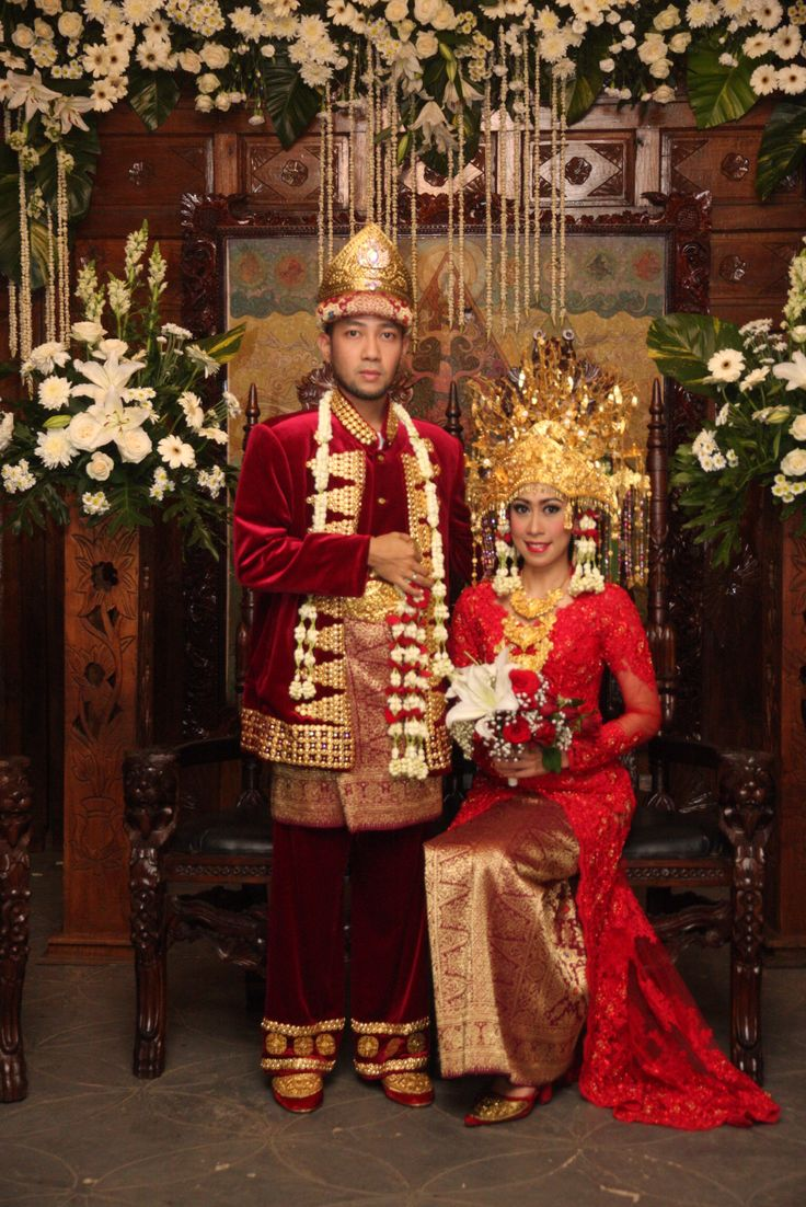 South Sumatera Wedding Culture