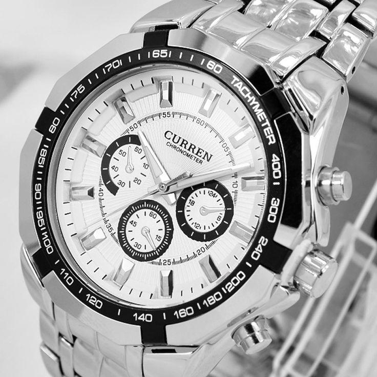 Top Brand Quartz Man Sport Watches