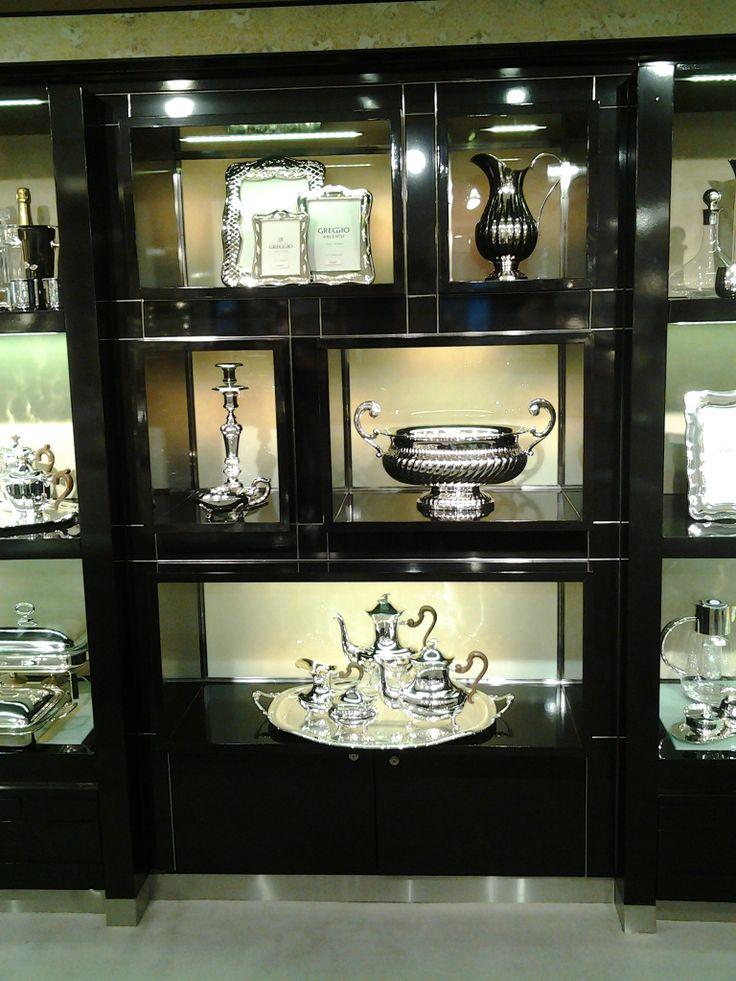 Pieces of Art  #greggio #silver #harrods