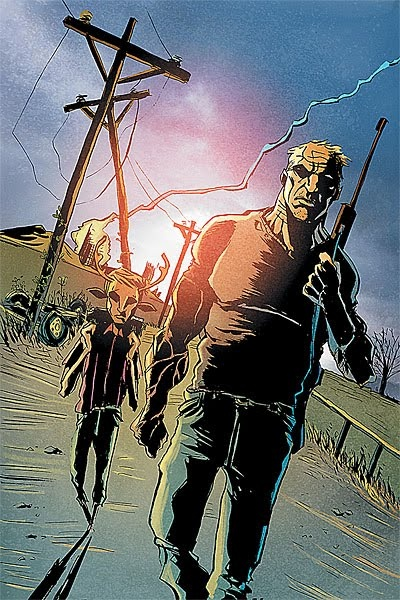Sweet Tooth Comic by Jeff Lemire