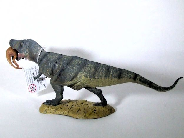 Tyrannosaurus Rex With Prey Dinosaur Toy Collecta Pet Toys