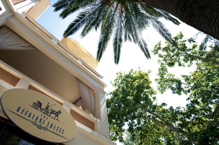 Enjoy a truly pleasant weekend at Kefalari Suites
