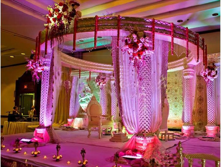 Best Decor For An Indian Wedding Ceremony Portfolio By 360 Planners Kolkata