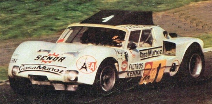 1968 Numa I Tornado | Sport Prototipo Argentina
