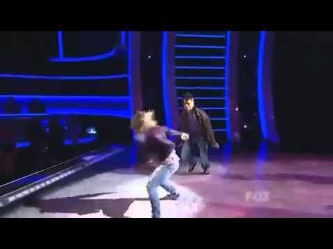 (SYTYCD 7) Lauren Froderman & Dominic Sandoval | If I Were A Boy | Weekly favorite ...